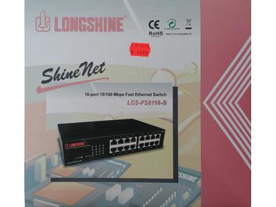 16port 10/100 Mbps RJ-45 Ethernet Switch
